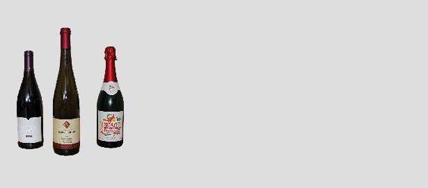 Wein und Glühwein
